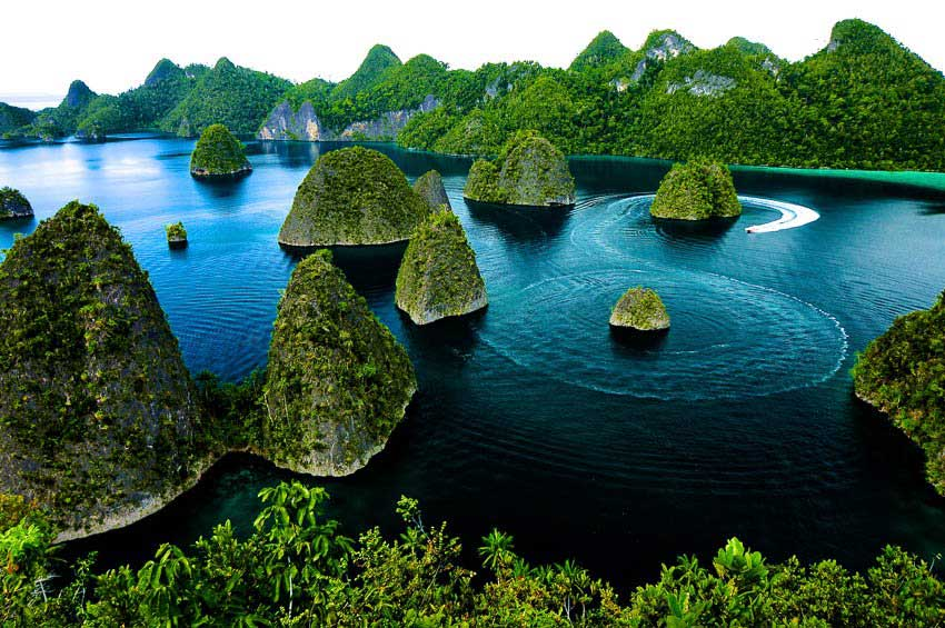 Revealing The Ancient History Behind The Amazing Raja Ampat