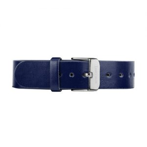 blue-leather-buckle-silver-282c