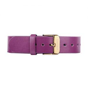dark-purple-leather-buckle-gold-2583c