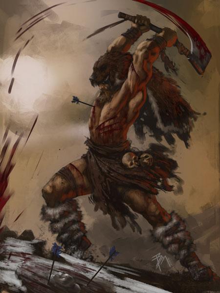 Aegis of Berserk