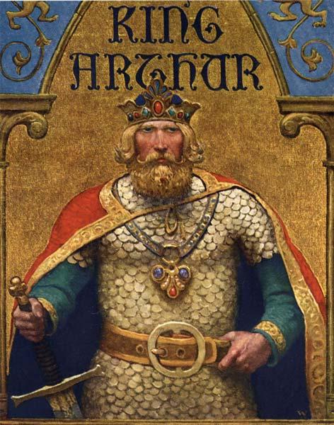 Aegis of Arthur