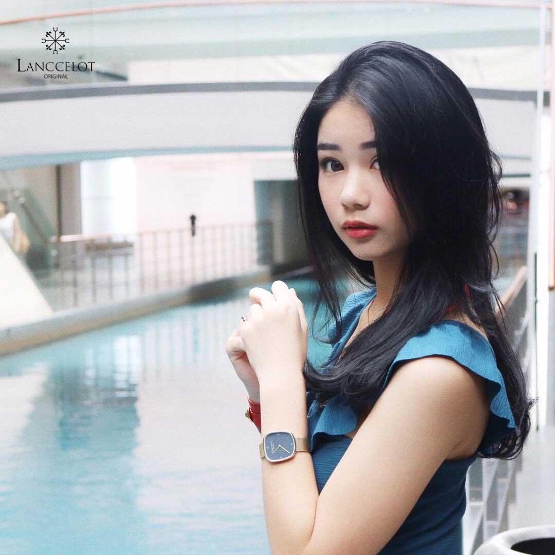 Lanccelot Original Beauty In Simplicity Jam Tangan Pria Ampquotseikoampquot Null
