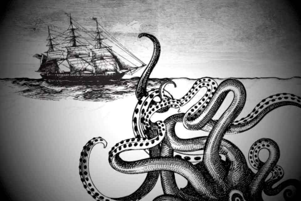 Aegis of Kraken