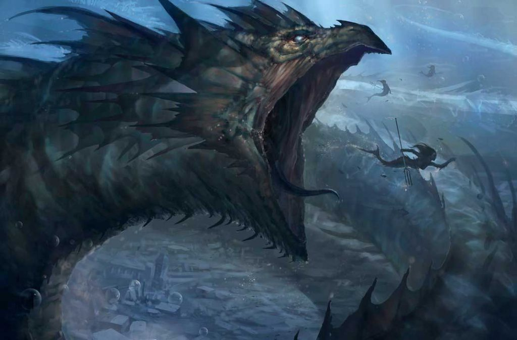 Aegis of Leviathan