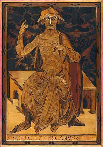 Aegis of Scipio