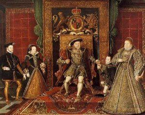 Aegis of Tudor