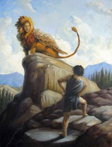 Navigator of Oedipus